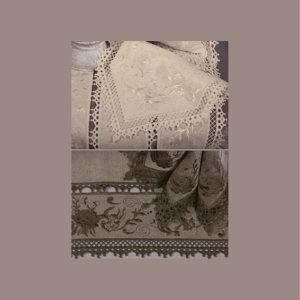 ΠΕΤΣΕΤΑΚΙΑ ΣΥΝΘΕΤΟΥ ΜΑΚΡΑΜΕ ΒΕΛΟΥΔΟ ΤΡΙΑΝΤΑΦΥΛΛΟ - SATIN HOME - K7612