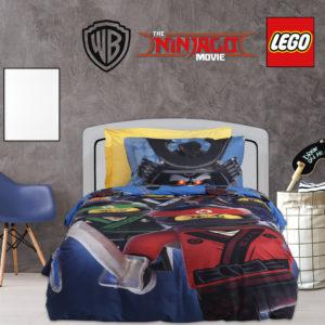 ΣΕΤ ΠΑΠΛ/ΘΗΚΗ ΜΟΝΗ DAS HOME NINJAGO LEGO 5008 - K15091