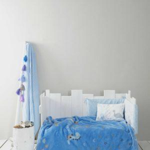 ΚΟΥΒΕΡΤΑ (110x140) - BABY DINO - NIMA HOME - K14078