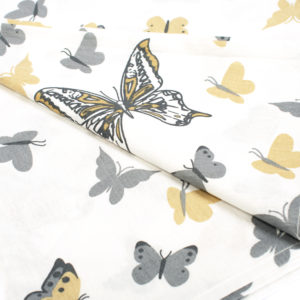 DIMCOL ΠΑΠΛΩΜΑΤΑΚΙ BUTTERFLY 55 BEIGE -Κ46206