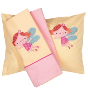 DAS HOME ΣΕΤ ΣΕΝΤΟΝΙΑ BABY SMILE EMBROIDERY 6558 -K49860
